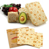 Reusable Beeswax Food Cover Wraps
