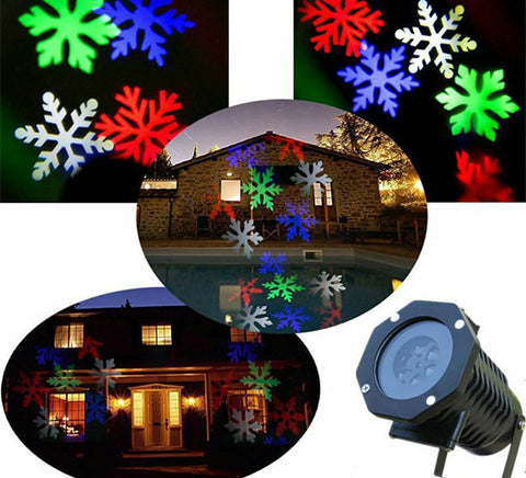 10 Designs Seasonal Projector Light