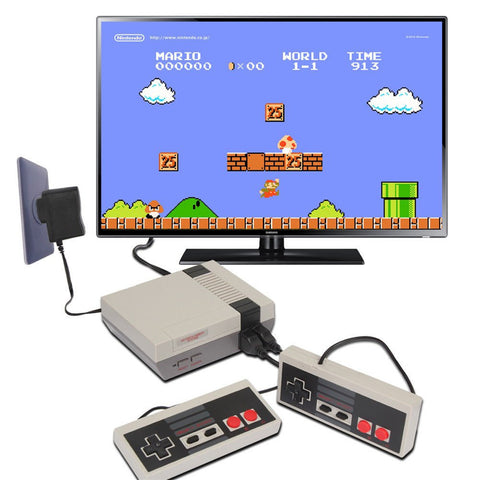 Mini Retro Game Console with Hundreds of Games_1