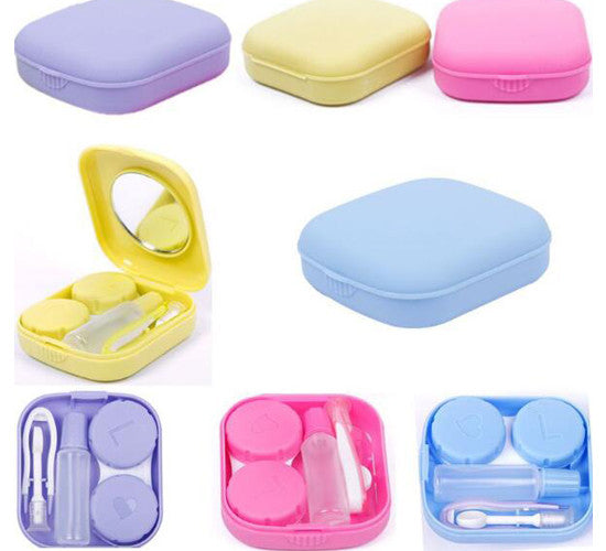 Mini Contact Lenses Case
