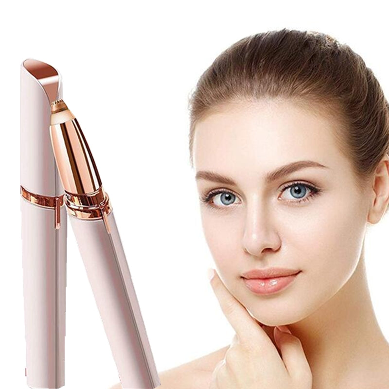 Precision Brow Trimmer – 3 Colours