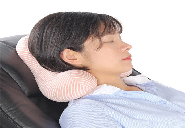 Memory Foam Nap Head Neck Pillow