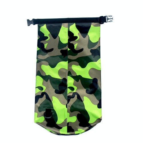 Outdoor Camouflage Portable Rafting Diving Dry Bag