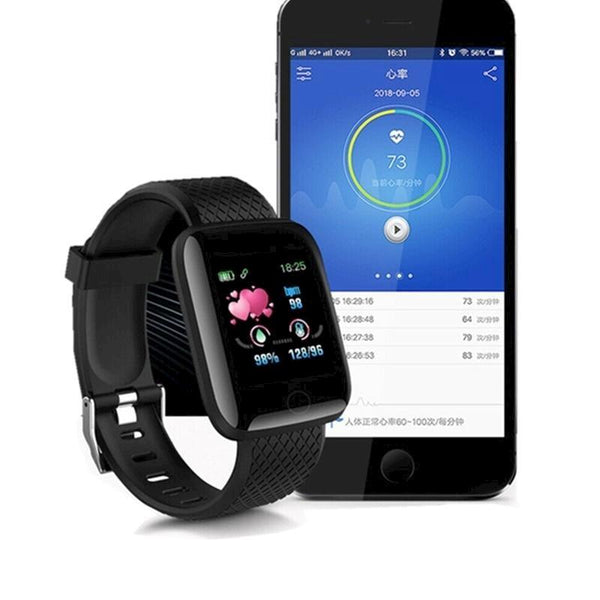 Colour Screen Smart Bracelet Sports Tracker