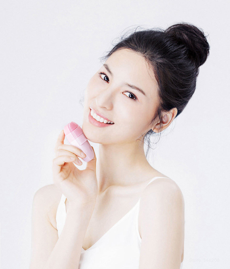 IPX7 Waterproof Silicone Facial Cleansing Devices