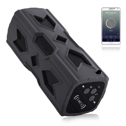 Portable Waterproof Stereo Wireless Bluetooth 4.0 Speaker
