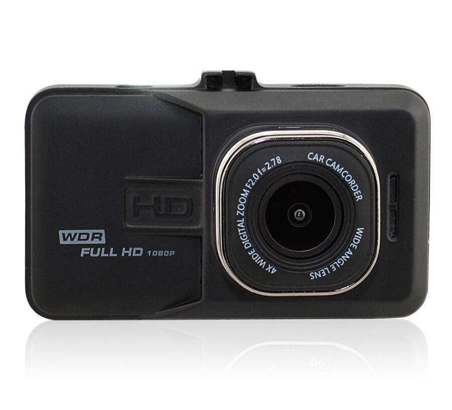 3 Inch HD Dash Cam with back camera