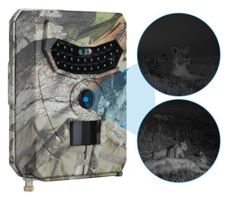 1080P waterproof night vision wildlife camera