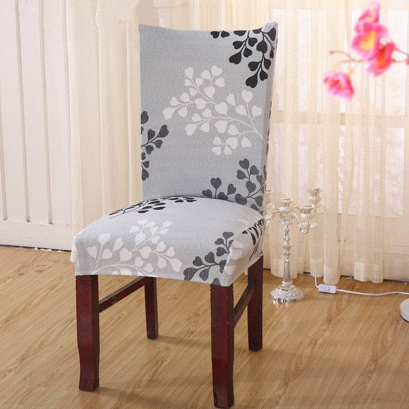 Stretch Removable Dining Chair Protector Cover