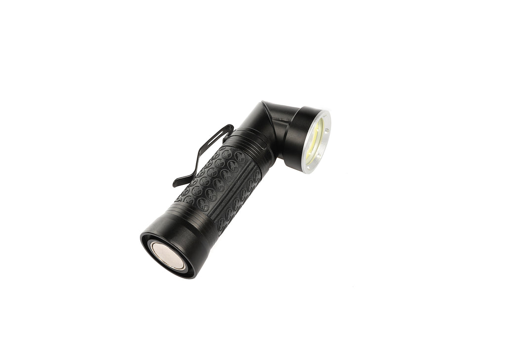 90 Degree Rotary Waterproof Magnet Mini LED Torch