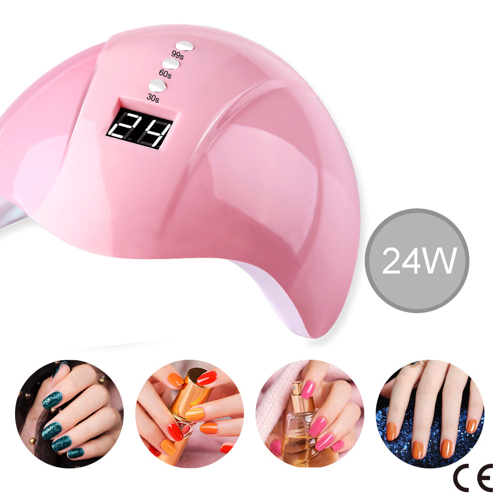 Nail Dryer LED UV Lamp