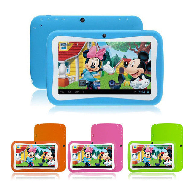 "Kids 7"" Dual-Core Android Tablet"