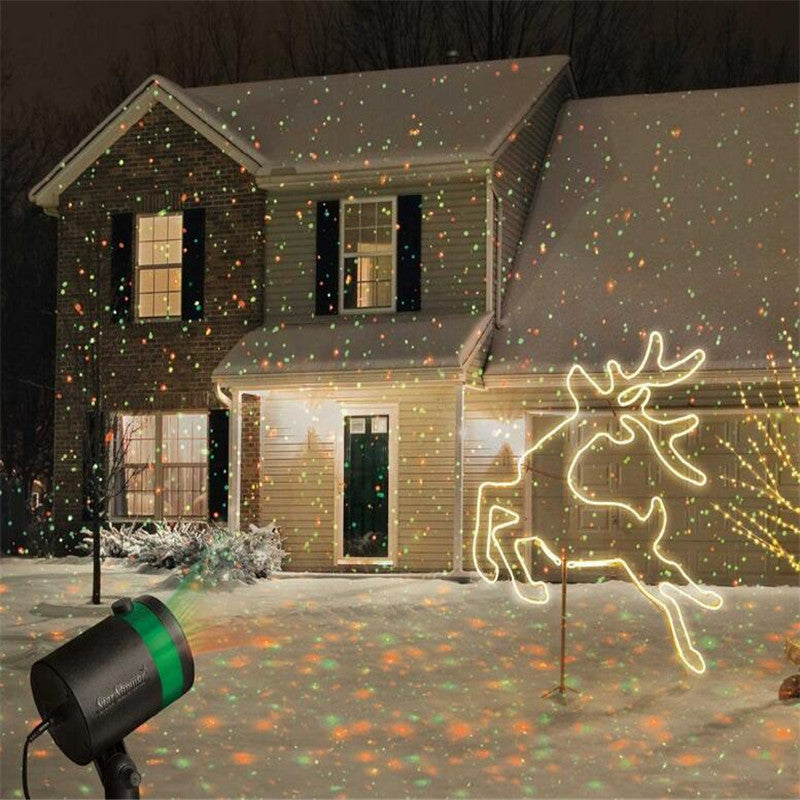 Christmas Laser Projector Lights