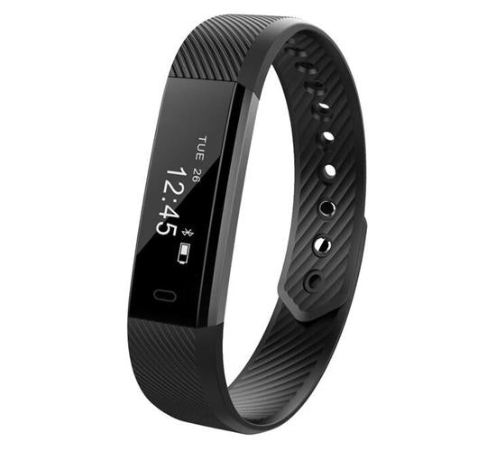 Touch Screen Smart Fitness Trackers