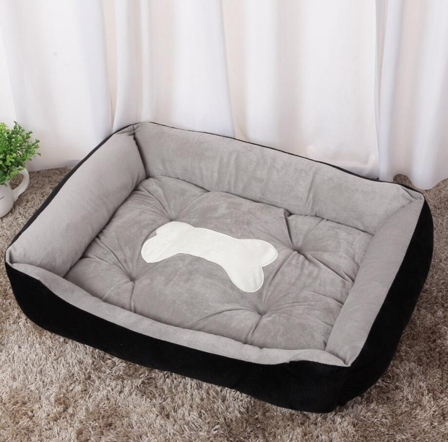 Soft Pet Dog Puppy Warm Bed