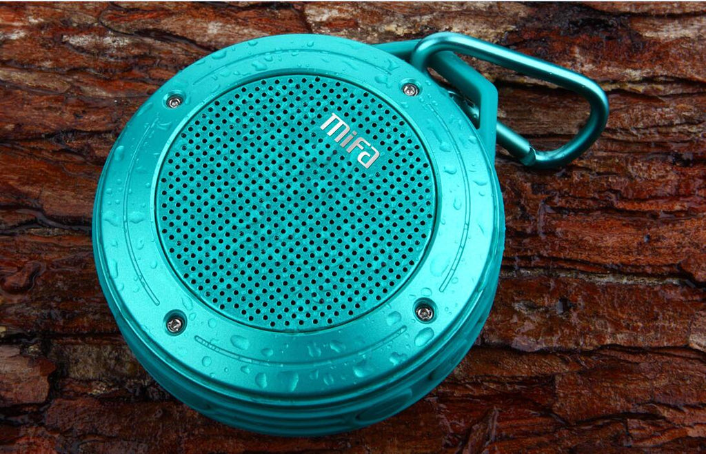 MIFA F10 Outdoor Wireless Bluetooth 4.0 Stereo Portable Speaker