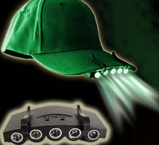 Fishing and Camping LED Light Cap