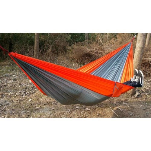 2-Person Lightweight Portable Nylon Hammock