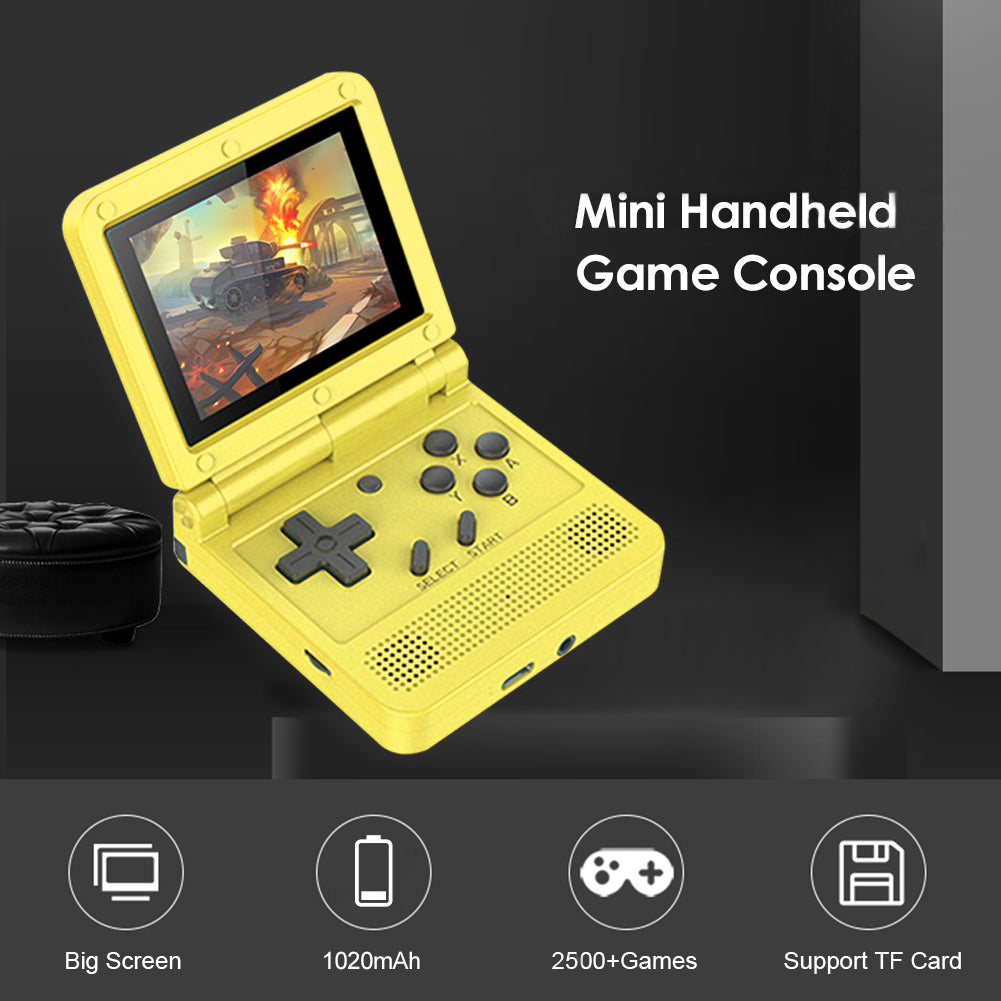 IPS HD Screen Handheld Game Console