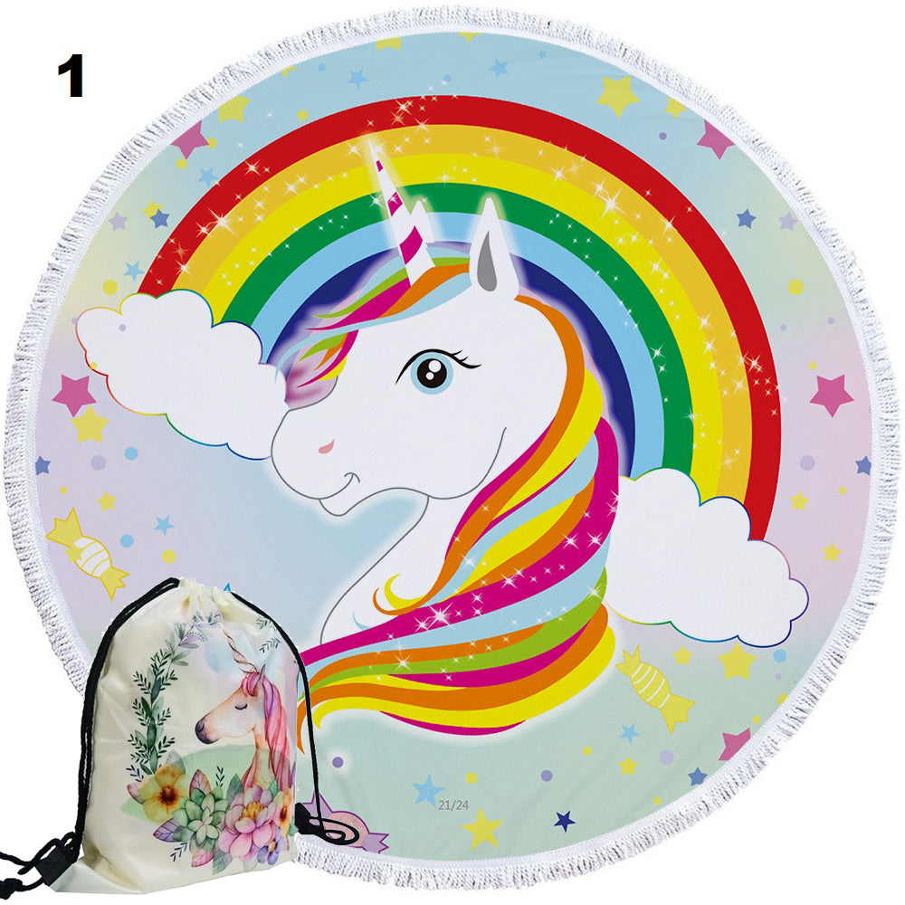 Unicorn Beach Towel & Bag Range