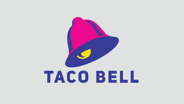 Triadic Color Scheme - Taco Bell