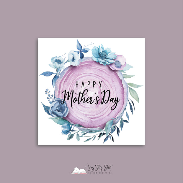 The Trendsetter Mothers Day Range Vinyl Label Pack