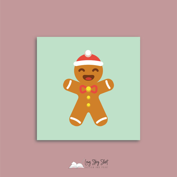 Sweet Christmas Vinyl Label Pack