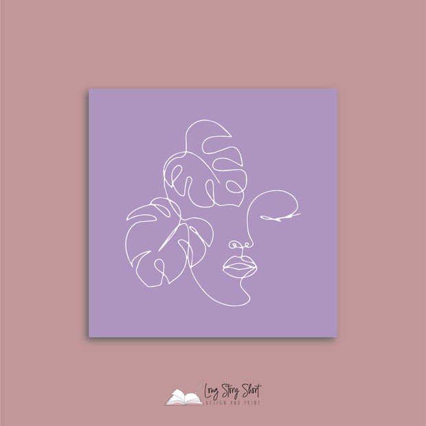 Plant Lady Vinyl Label Pack