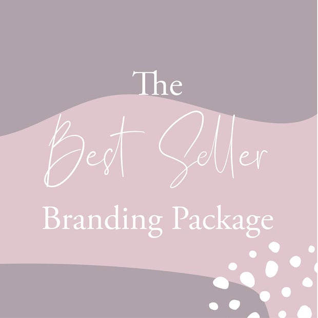 The Best Seller Branding Package