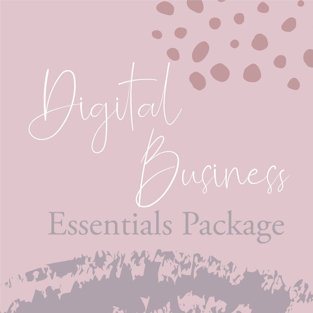 Digital Business Essentials Package
