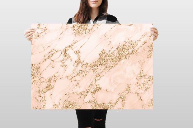 Photography Backdrop - Marble Glamour 4