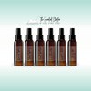 Essential Oil Spray Bottle CLEAR Vinyl Label Pack