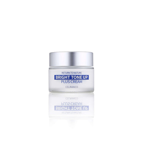 K Beautie: CELRANICO Return to Nature Bright Tone Up Plus Cream - Cream - CELRANICO
