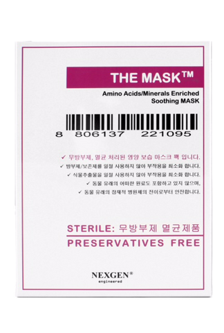K Beautie: NEXGEN The Mask - Sheet Mask - NEXGEN