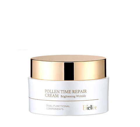 K Beautie: Biellee Pollen Whitening Wrinkle Time Repair Cream - Cream - Biellee