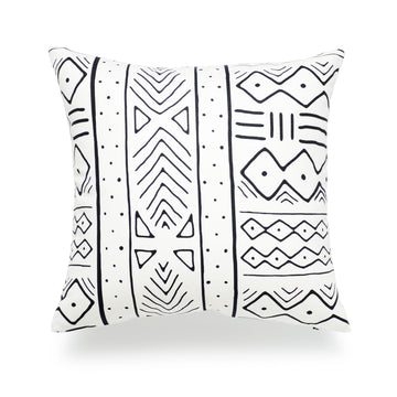 bogolanfini mudcloth pillow cases