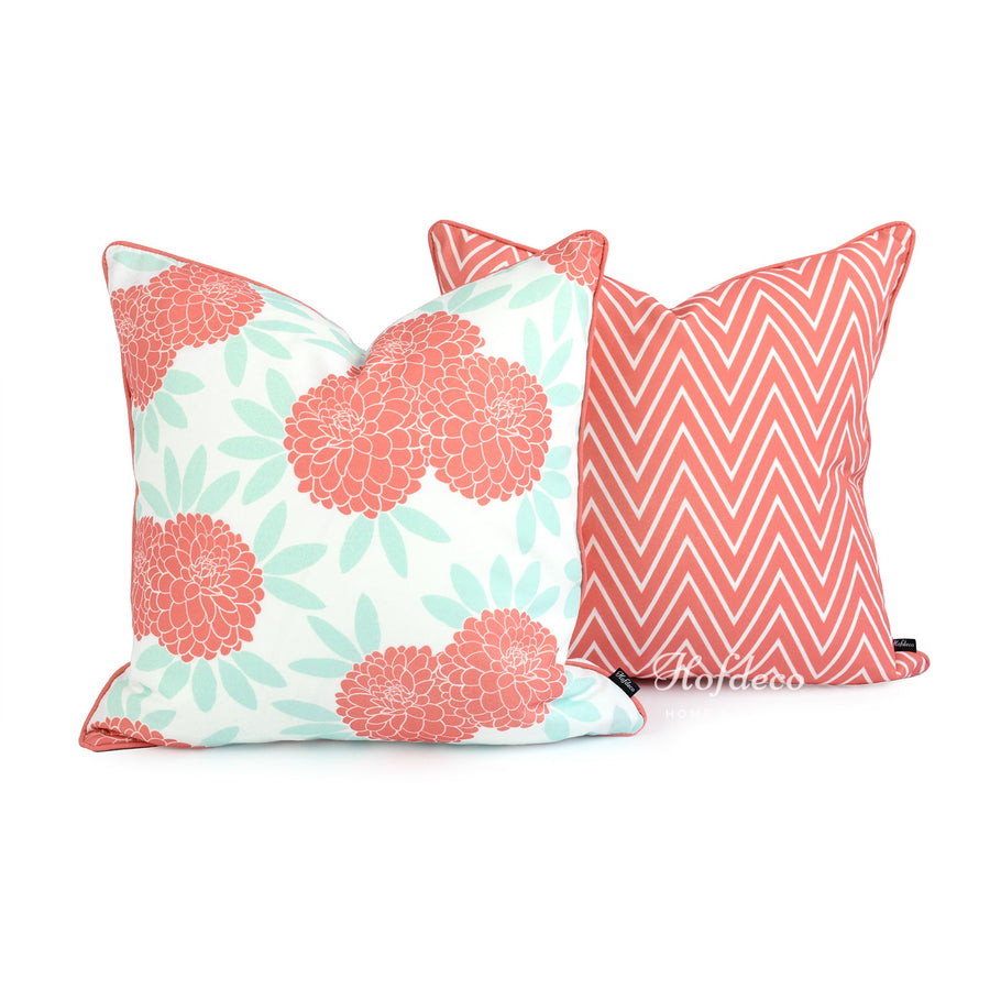 welcome outdoor pillow cover