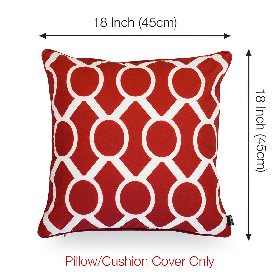 Valentine outdoor pillow cases