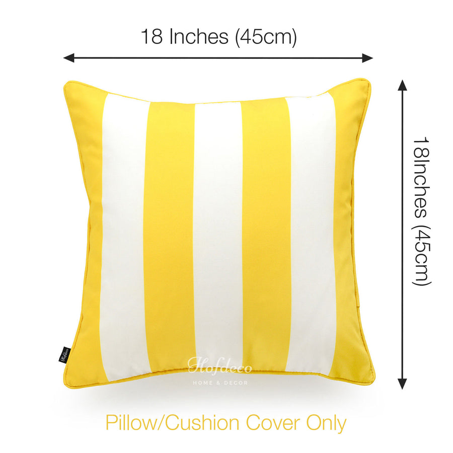 replacement sunbrella outdoor pillow cover