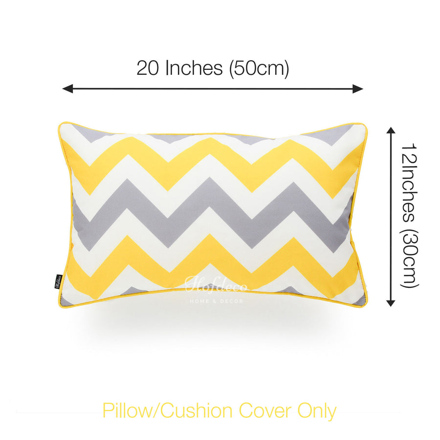 Nordic outdoor pillow cases