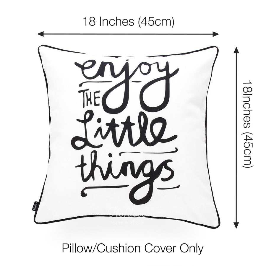 relax outdoor pillow cover