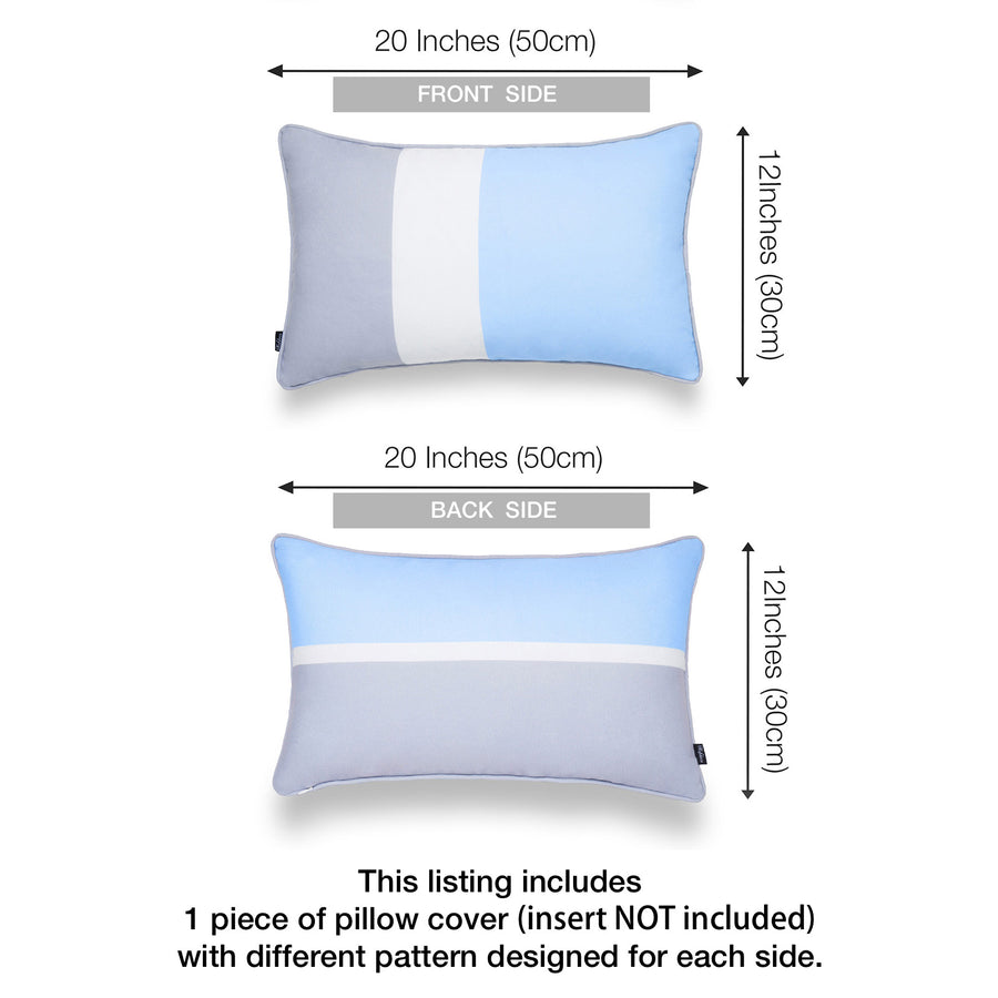 pillow cover for chair, bench, couch, sofa