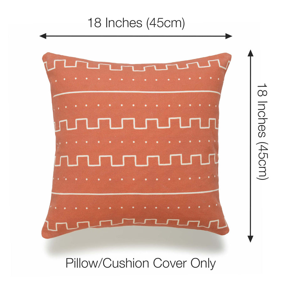 african accent pillows