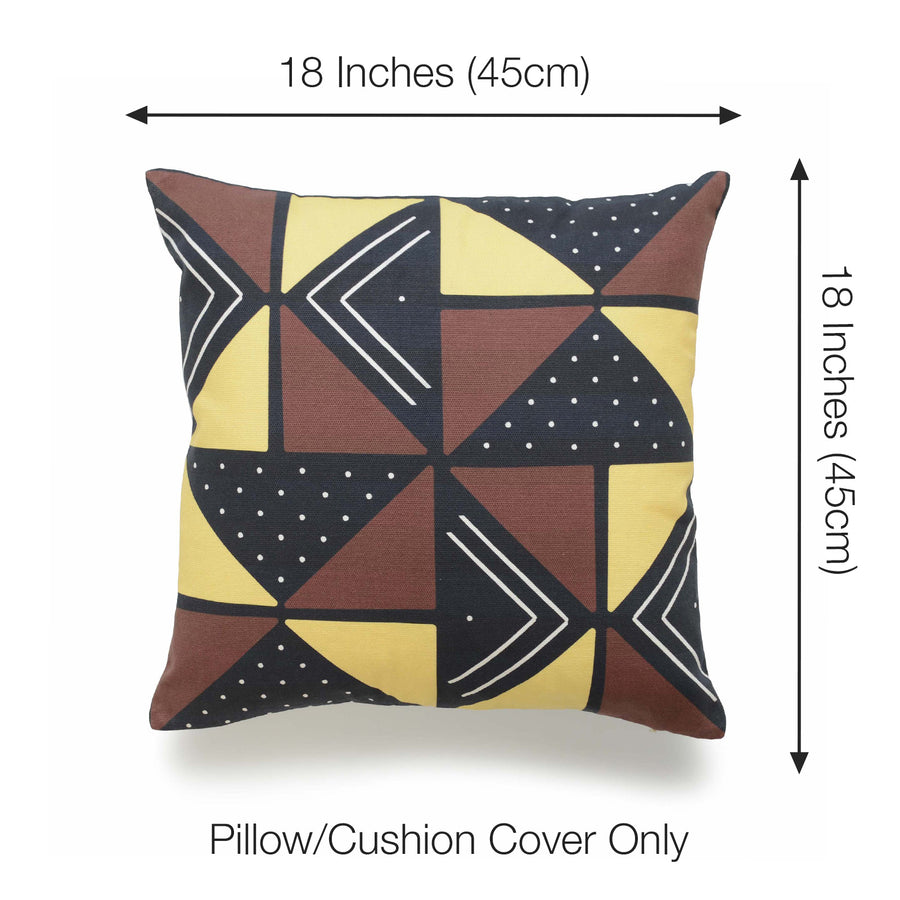 african print decorative pillows
