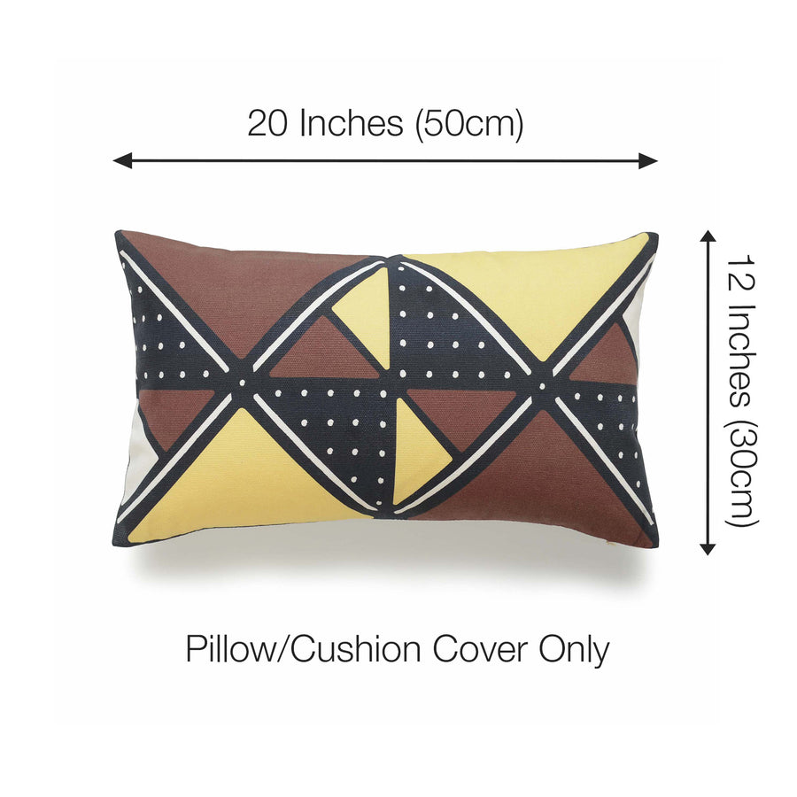 mudcloth pillow cases