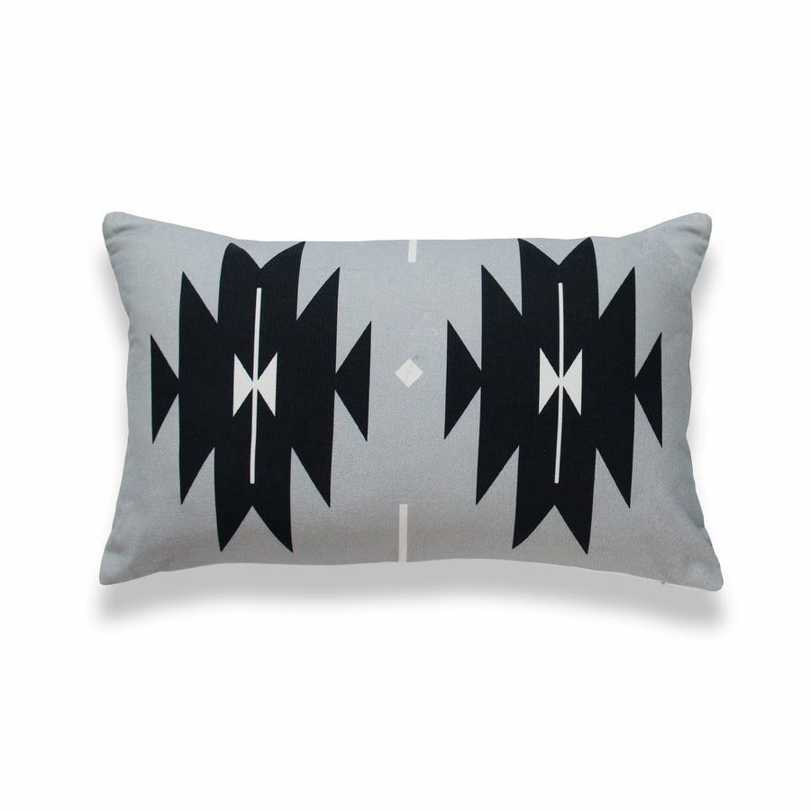 tribal throw pillow