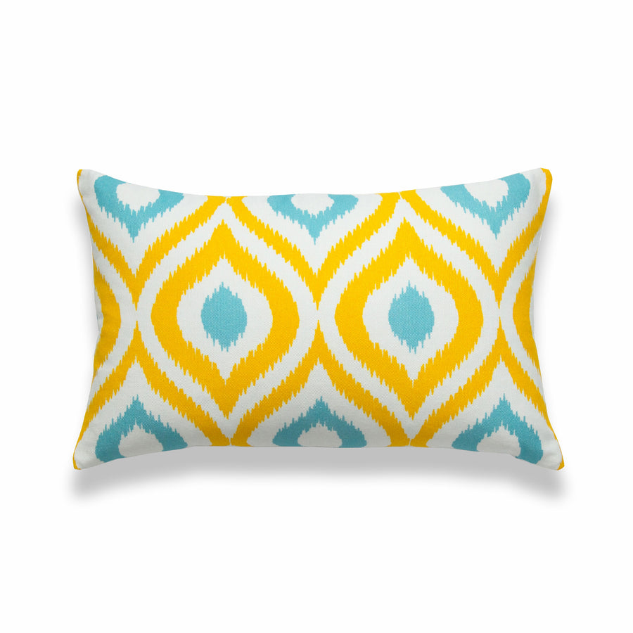 decorative tribal pillows