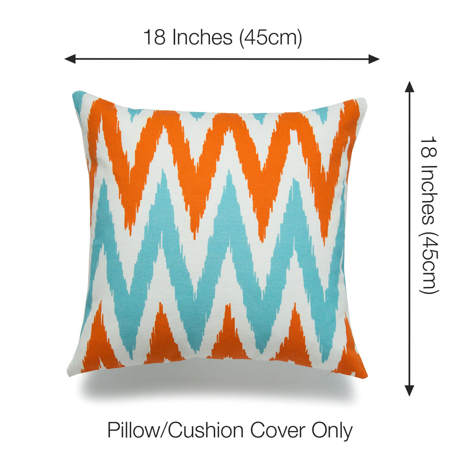 tribal print throw pillows
