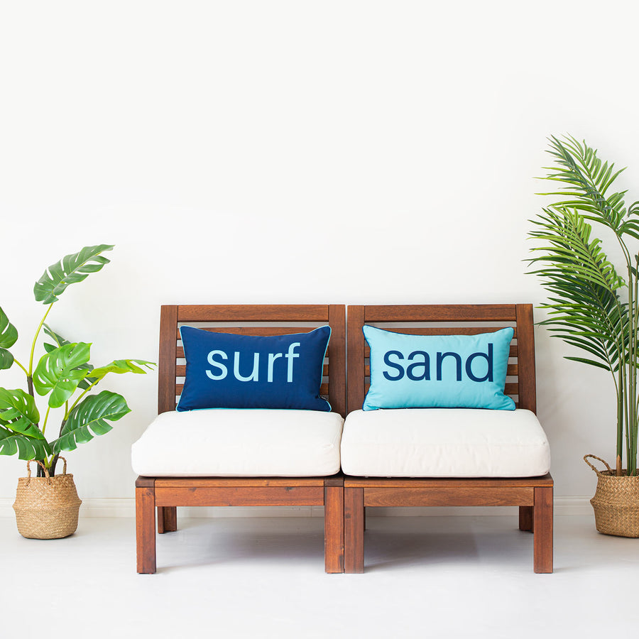 coastal cushion cover