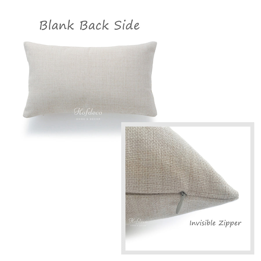 spring summer pillow cover